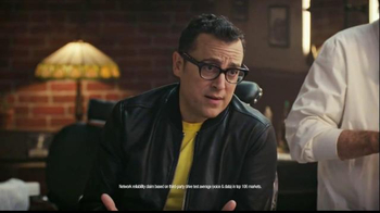 Sprint Business TV Spot, 'Barbershop' - Thumbnail 4