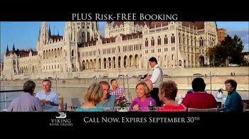 Viking Cruises 20th Anniversary Special TV Spot, 'Special Offers'