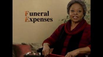 Final Expense Direct TV Spot, 'Financial Burden' - Thumbnail 1