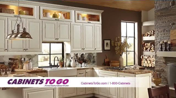 Cabinets To Go Get Ready for the Holiday Sale TV Spot, 'Top Quality' - Thumbnail 1