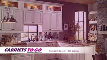 Cabinets To Go Get Ready for the Holiday Sale TV Spot, 'Top Quality' - Thumbnail 2