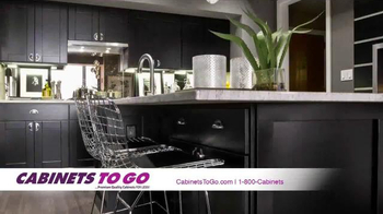 Cabinets To Go Get Ready for the Holiday Sale TV Spot, 'Top Quality' - Thumbnail 3