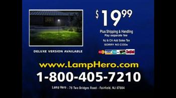 Lamp Hero TV Spot, 'Stumbling in the Dark' - Thumbnail 8