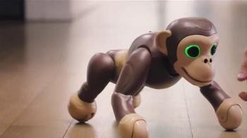 Zoomer Chimp TV Spot, 'Go Bananas' - Thumbnail 5
