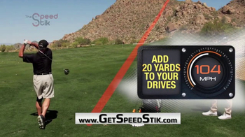 The Speed Stik TV Spot, 'Dial Up Your Distance' Featuring Bobby Wilson - Thumbnail 4