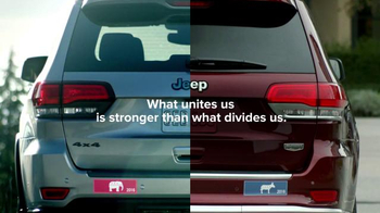 2017 Jeep Grand Cherokee TV Spot, 'Free to Be' Song by Cat Stevens - Thumbnail 9