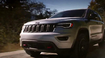 2017 Jeep Grand Cherokee TV Spot, 'Free to Be' Song by Cat Stevens - Thumbnail 5