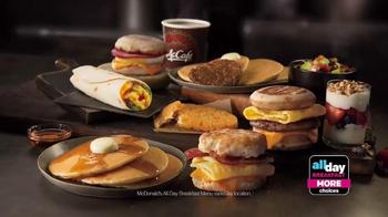 McDonald's All Day Breakfast TV Spot, 'Love/Not Love: Football' - Thumbnail 10