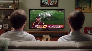 McDonald's All Day Breakfast TV Spot, 'Love/Not Love: Football' - Thumbnail 7