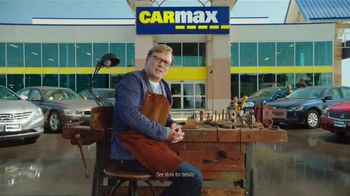 CarMax TV Spot, 'Leather Crafting' Featuring Andy Daly - 319 commercial airings