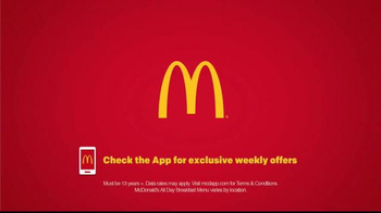 McDonald's All Day Breakfast TV Spot, 'Instant Replay' - Thumbnail 8