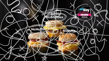McDonald's All Day Breakfast TV Spot, 'Instant Replay' - Thumbnail 7