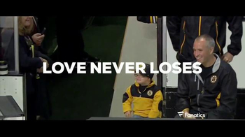 Fanatics.com TV Spot, 'Love Never Loses: Knucks' - Thumbnail 6