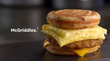 McDonald's All Day Breakfast TV Spot, 'More of What You Love' - Thumbnail 3