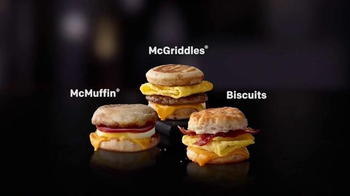 McDonald's All Day Breakfast TV Spot, 'More of What You Love' - Thumbnail 5