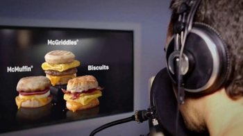 McDonald's All Day Breakfast TV Spot, 'More of What You Love' - 1100 commercial airings