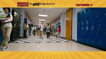 Middle School: The Worst Years of My Life - Alternate Trailer 7