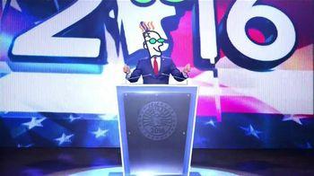 GoDaddy TV Spot, 'The Election: Get a .com Domain Name Offer'