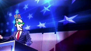 GoDaddy TV Spot, 'The Election: Get a .com Domain Name Offer' - Thumbnail 2