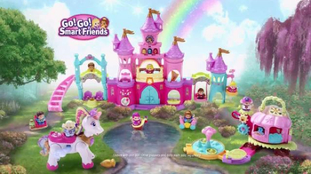 Go! Go! Smart Friends Enchanted Princess Palace TV Spot, 'Imagination' - Thumbnail 10