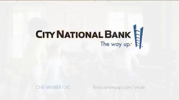 City National Bank TV Spot, 'Smule: They Helped Us Double Our Sales' - Thumbnail 6