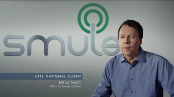 City National Bank TV Spot, 'Smule: They Helped Us Double Our Sales' - Thumbnail 2