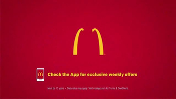 McDonald's All Day Breakfast TV Spot, 'Watch Party' - Thumbnail 9