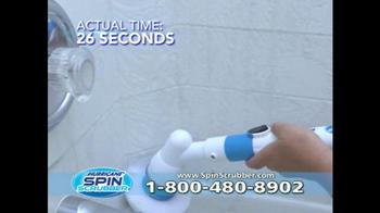 Hurricane Spin Scrubber TV Spot, 'Terrifying Soap Scum' - Thumbnail 4