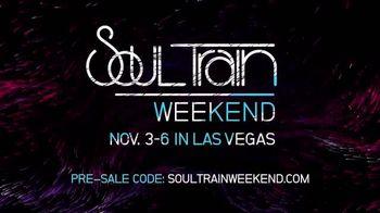 2016 Soul Train Weekend TV Spot, 'Soul Train Party'