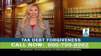 Coast One Financial Group TV Spot, 'Tax Debt Fresh Start'
