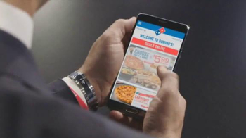 Domino's TV Spot, 'Countdown to Kickoff' - Thumbnail 4