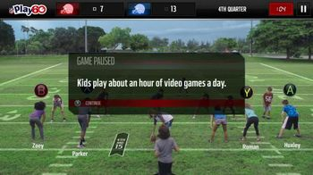 NFL Play 60 TV Spot, 'Video Game' Featuring Ryan Tannehill - 75 commercial airings