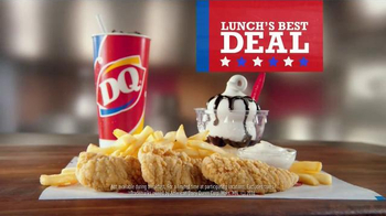 Dairy Queen $5 Buck Lunch TV Spot, 'All Day Long' - Thumbnail 6