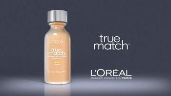 L'Oreal Paris True Match TV Spot, 'Story' Featuring Eva Longoria - Thumbnail 4
