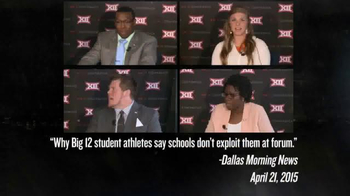 Big 12 Conference TV Spot, 'Leaders' - Thumbnail 3