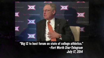 Big 12 Conference TV Spot, 'Leaders' - Thumbnail 4