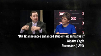 Big 12 Conference TV Spot, 'Leaders' - Thumbnail 6
