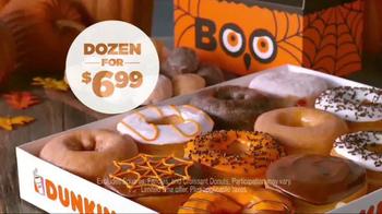 Dunkin' Donuts TV Spot, 'Halloween Excitement' - Thumbnail 9