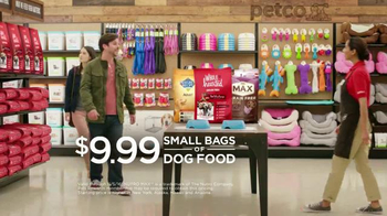PETCO TV Spot, 'PETCO, The Pet Grocery Store Your Pet Loves!' - Thumbnail 6