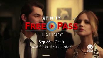 XFINITY Free Pass Latino TV Spot, 'Break Room' - Thumbnail 8