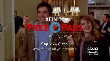 XFINITY Free Pass Latino TV Spot, 'Break Room' - Thumbnail 9