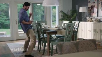 Wayfair TV Spot, 'Drop the Mic'