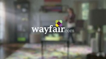 Wayfair TV Spot, 'Drop the Mic' - Thumbnail 1