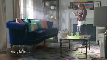 Wayfair TV Spot, 'Drop the Mic' - Thumbnail 2