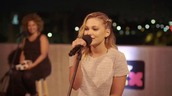 Disney Mix App TV Spot, 'Launch Party' Featuring Olivia Holt - Thumbnail 7