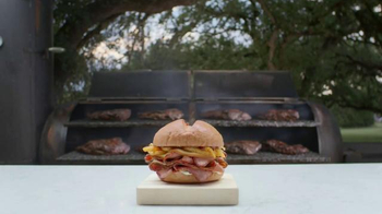 Arby's Smokehouse Brisket Sandwich TV Spot, 'Art Form' Song by YOGI - Thumbnail 2