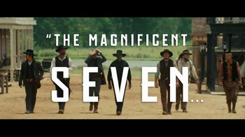The Magnificent Seven - Alternate Trailer 27
