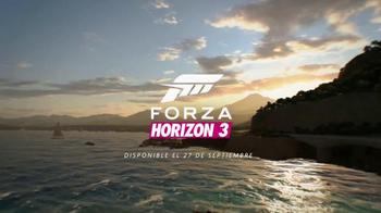 Forza Horizon 3 TV Spot, 'Un mundo sin límites' [Spanish] - Thumbnail 9