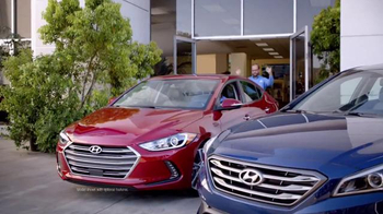 2017 Hyundai Elantra TV Spot, 'Move It on Out: Better Is the Reason' - Thumbnail 1