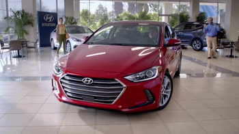 2017 Hyundai Elantra TV Spot, 'Move It on Out: Better Is the Reason' - Thumbnail 5